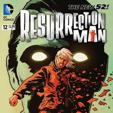 ressurection man