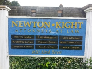 newton kight