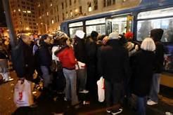 metro bus riders
