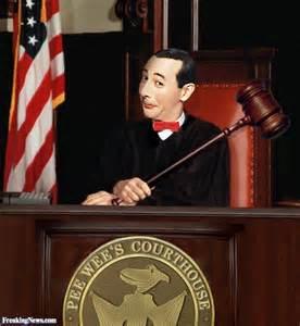 judge pee wee hermnan