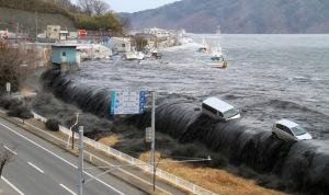 seawall breached