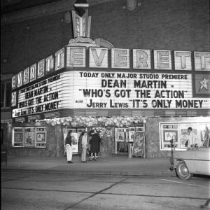 Everett Theater 1963