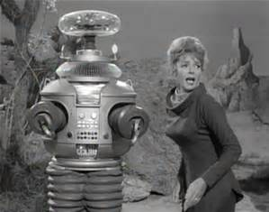 lost in space june robot
