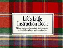 lifes-little-instructions