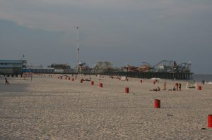 The Pier before Hurricane Sandy